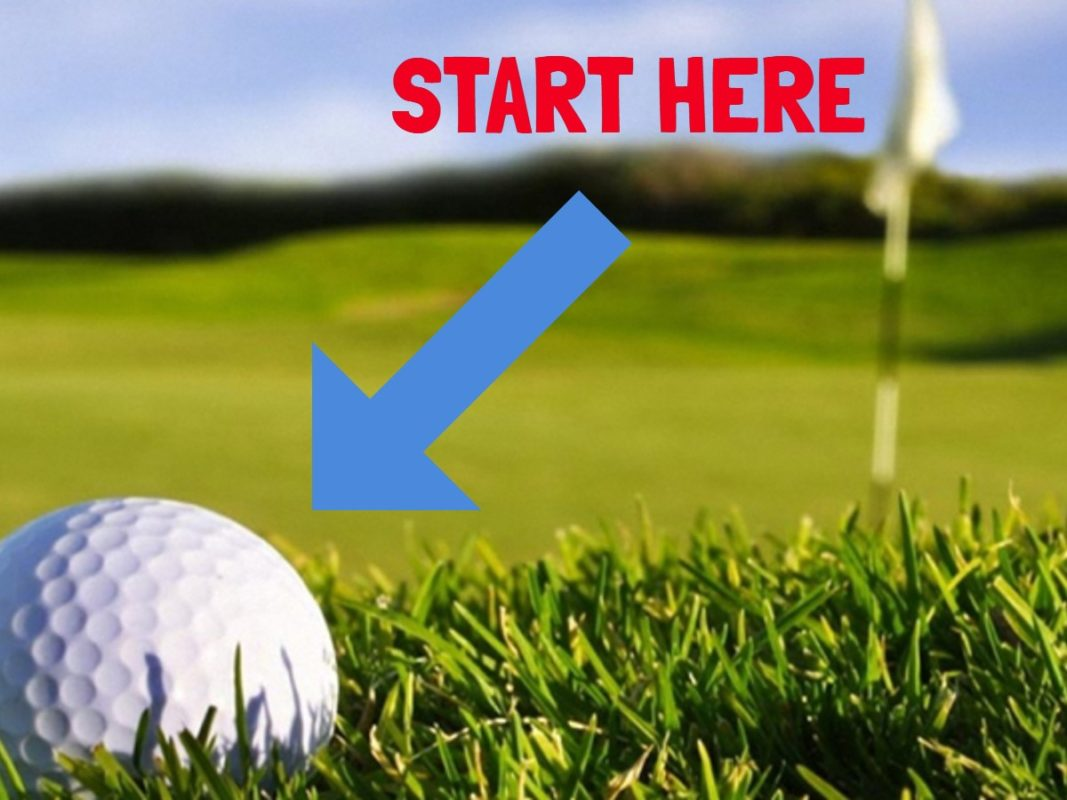 Beginners Guide to Golf in South Florida