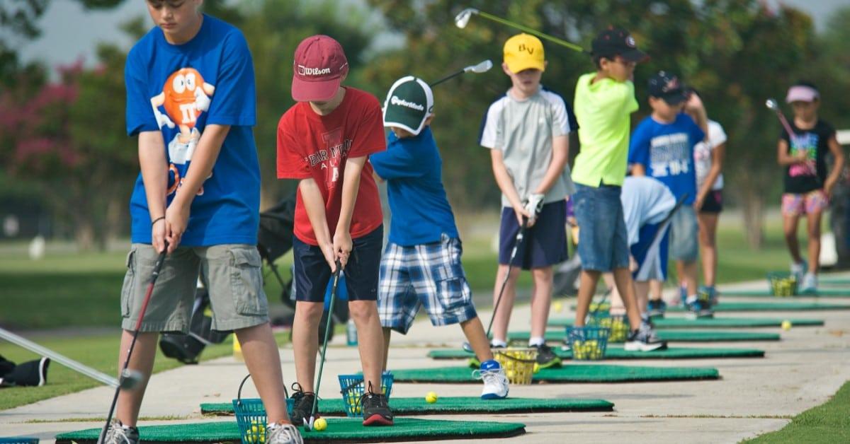 Kids Golf Lessons