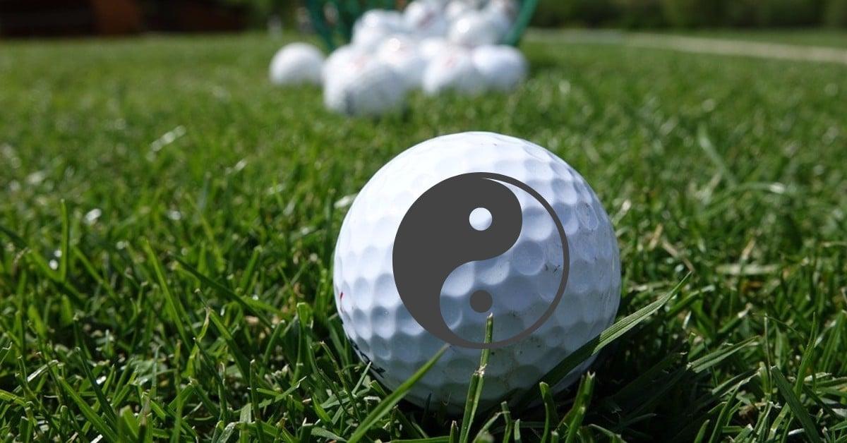 tips to reach zen while golfing