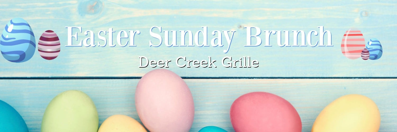 Deer Creek Easter Brunch