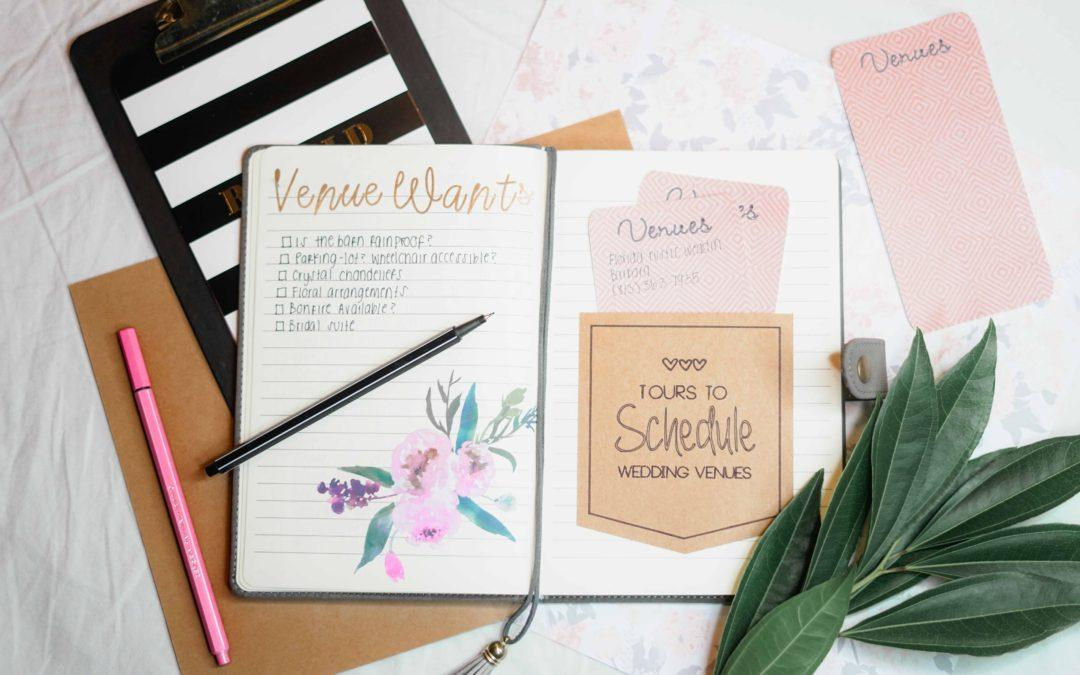 Creating a Wedding Budget