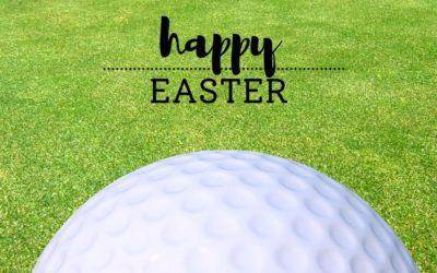 Easter Golf Weekend at Deer Creek Golf Club