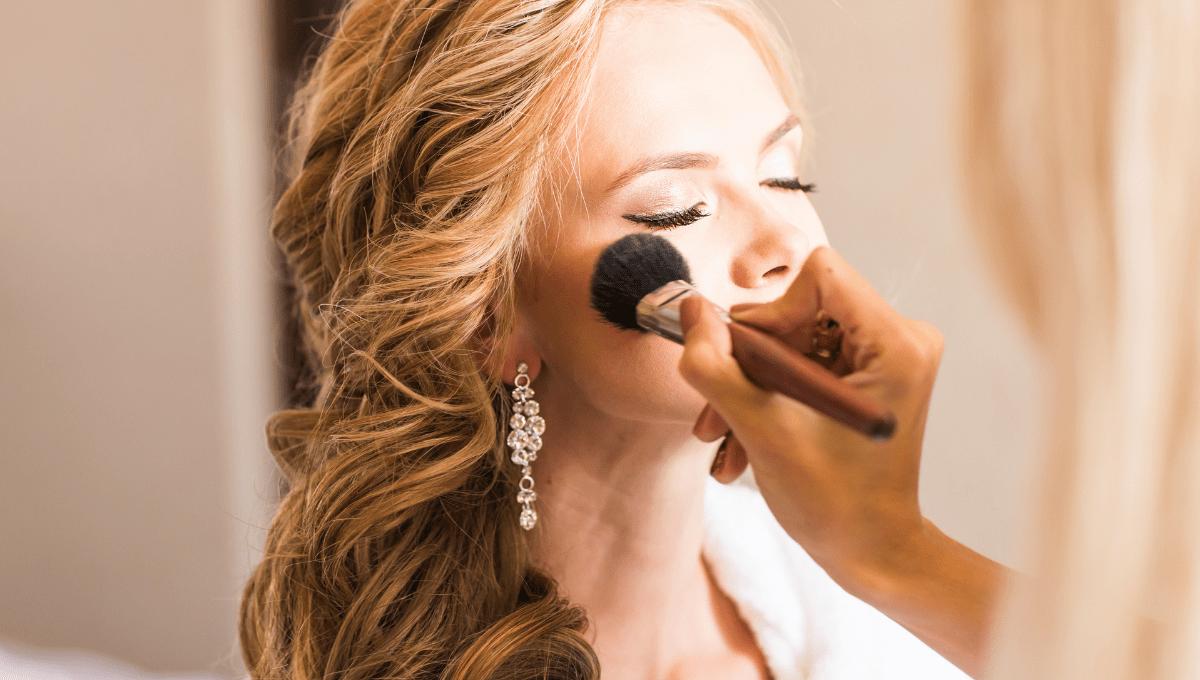 wedding day makeup, natural makeup