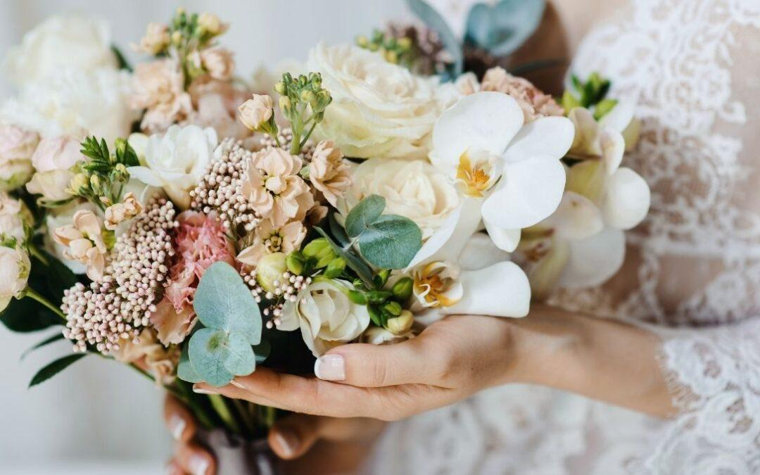 Flowers for Your Summer Wedding